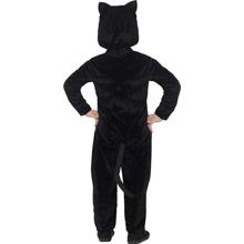 Disfraz gato o gata negro infantil - Ítem1