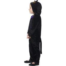 Disfraz gato o gata negro infantil - Ítem2
