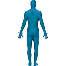 Disfraz sombra, malla azul - Ítem4