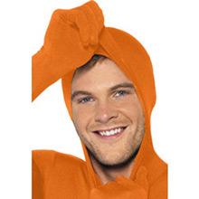 Disfraz sombra, malla naranja - Ítem1