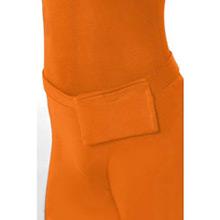 Disfraz sombra, malla naranja - Ítem2