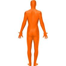 Disfraz sombra, malla naranja - Ítem3