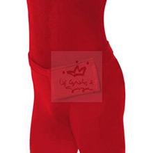 Disfraz sombra, malla roja - Ítem3