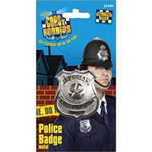 Placa Policial - Ítem1