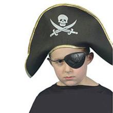 Sombrero pirata - Ítem1