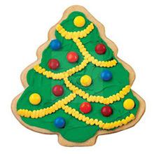 Cortador de galletas con forma de abeto Navidad - Ítem2