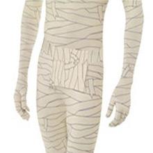 Disfraz momia sombra, Malla - Ítem2