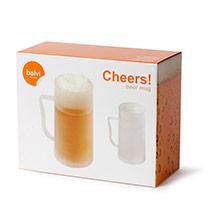 Jarra de cerveza para congelar - Ítem1
