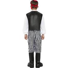 Disfraz pirata bucanero infantil - Ítem2