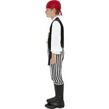 Disfraz pirata bucanero infantil - Ítem3