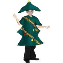 Disfraz árbol Navidad infantil - Ítem1