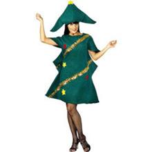 Disfraz de árbol Navidad - Ítem1