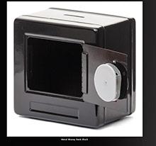 Hucha caja fuerte negra - Ítem2