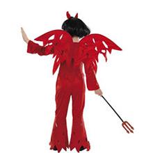 Disfraz diablesa infantil - Ítem1