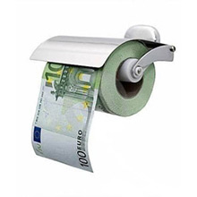 Papel WC 100 € - Ítem1