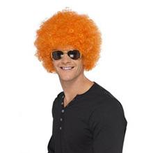 Peluca payaso naranja - Ítem3