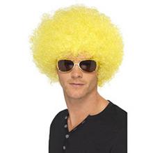 Peluca payaso amarilla - Ítem3