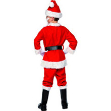 Disfraz Papá Noel infantil - Ítem1