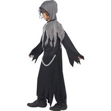 Disfraz muerte negro infantil - Ítem2