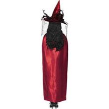 Capa reversible roja y negra adulto - Ítem1