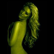 Spray cuerpo y pelo verde - Ítem1