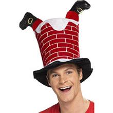 Sombrero Chimenea de Papá Noel atrapado - Ítem2