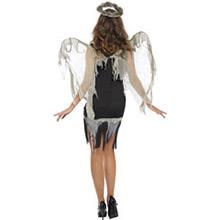 Disfraz ángel negro - Ítem1