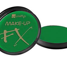 Maquillaje cara y cuerpo verde - Ítem1