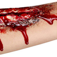 Maquillaje Sangre en gel - Ítem1