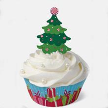 Cápsulas cupcakes Wilton, Pack 24 u. - Ítem1