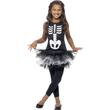 Disfraz esqueleto infantil - Ítem1