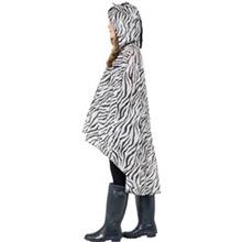 Capa Chubasquero poncho modelo Cebra - Ítem3