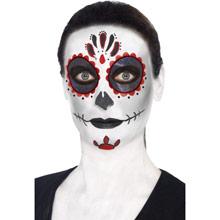 Set de maquillaje Día de los Muertos - Ítem4