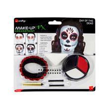Set de maquillaje Día de los Muertos - Ítem5