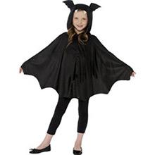 Capa murciélago con capucha - Ítem1
