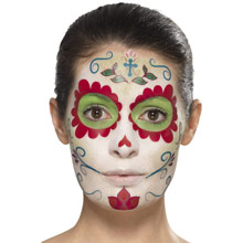 Set de maquillaje amoroso Día de los Muertos - Ítem4