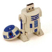 Memoria USB Robot R2D2 - Ítem1