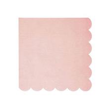 Servilletas Colores Pastel 12,5 x 12,5 cm, Pack 20 u. - Ítem1