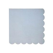 Servilletas Colores Pastel 12,5 x 12,5 cm, Pack 20 u. - Ítem2
