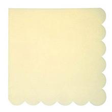 Servilletas Colores Pastel 16,5 x 16,5 cm, Pack 20 u. - Ítem4