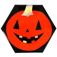 Platos Halloween 22,90 cm, Pack 8 u. - Ítem4