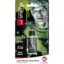 Sangre verde de alienígena - Ítem2