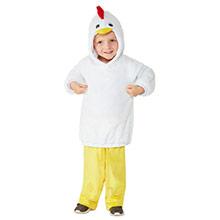 Disfraz pollito infantil - Ítem1