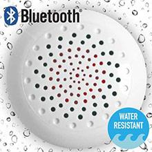 Altavoz ducha bluetooth blanco - Ítem4