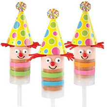 Molde Push Pop cake pops - Ítem4