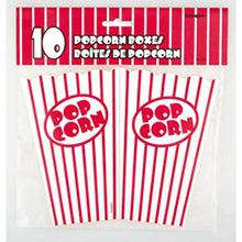 Cajas para Palomitas, Pack 10 u. - Ítem1
