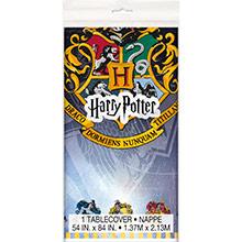 Mantel Harry Potter 180 x 120 cm plástico, Pack 1 u. - Ítem1
