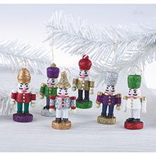 Christmas Squares. Christmas Crackers. 31 cm, Pack 6 u. - Ítem1