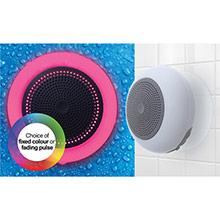 Altavoz ducha bluetooth cambia de colores - Ítem1