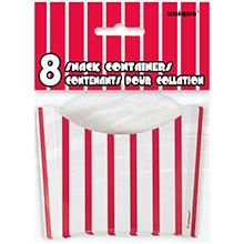 Cajas para Patatas fritas o Snacks, Pack 8 u. - Ítem1